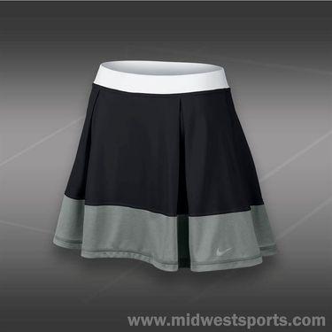 Nike Dri Fit Knit Skirt-Black
