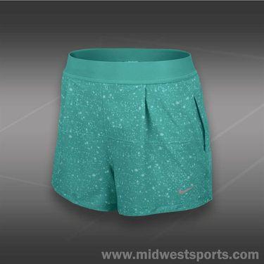 Nike Printed Woven Short-Turbo Green