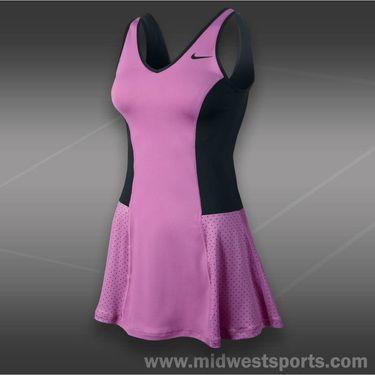 Serena OZ Open Dress-Red Violet