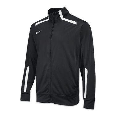 Nike Team Overtime Jacket - Black/White