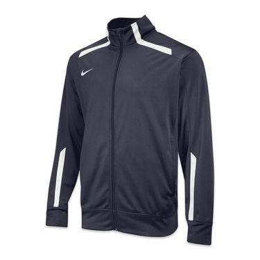 Nike Team Overtime Jacket - Anthracite/White
