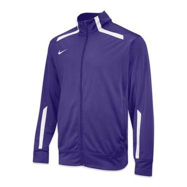 Nike Team Overtime Jacket - Purple/White