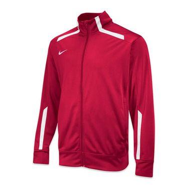 Nike Team Overtime Jacket - Scarlet/White