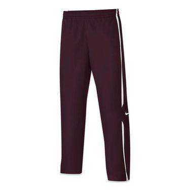 Nike Team Overtime Pant - Dark Maroon/White