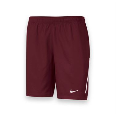 Nike Mens Team Power 9 Inch Short-Cardinal
