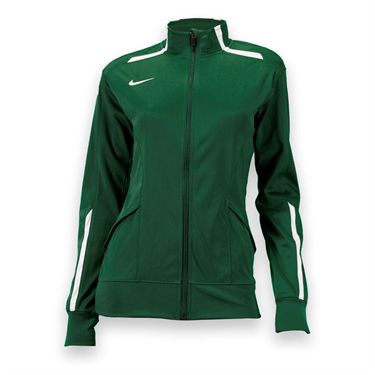 Nike Team Overtime Jacket-Dark Green