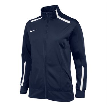 Nike Team Overtime Jacket-Navy