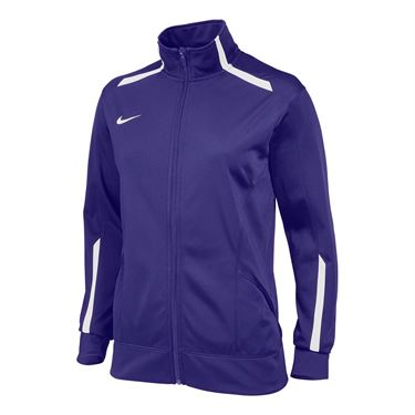 Nike Team Overtime Jacket-Purple