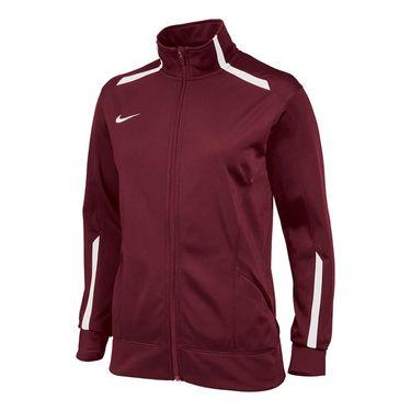 Nike Team Overtime Jacket-Cardinal