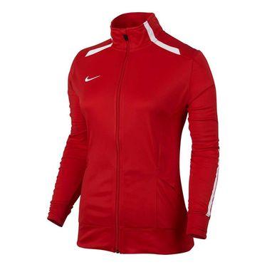 Nike Team Overtime Jacket-Scarlet