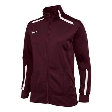 Nike Team Overtime Jacket-Maroon