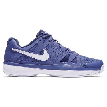 Nike Air Vapor Advantage Womens Tennis Shoe - Purple/Blue/White