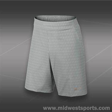 Nike Gladiator 9 Inch Short- Base Grey