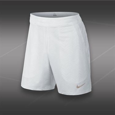 Nike Gladiator 7 Inch Short- White