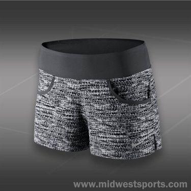 Nike Victory Printed Short-Dark Grey