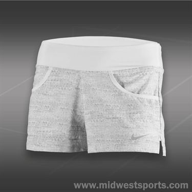 Nike Victory Printed Short-White