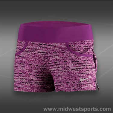 Nike Victory Printed Short-Bright Grape