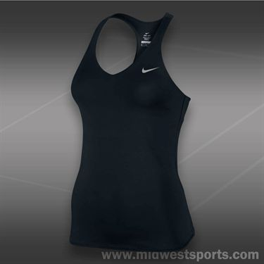 Nike Advantage Tank-Black