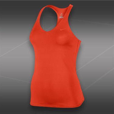 Nike Advantage Solid Tank-Team Orange