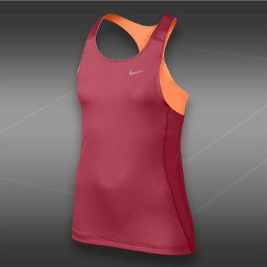 Nike Maria Girls Athlete Tank-Geranium