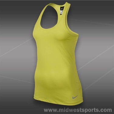 Nike Pro Hypercool Tank-Venom Green
