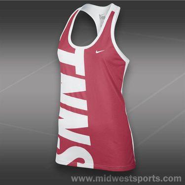 Nike Tennis Tank-Geranium