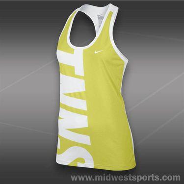 Nike Tennis Tank-Venom Green