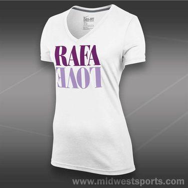Nike Rafa Love Tee-White