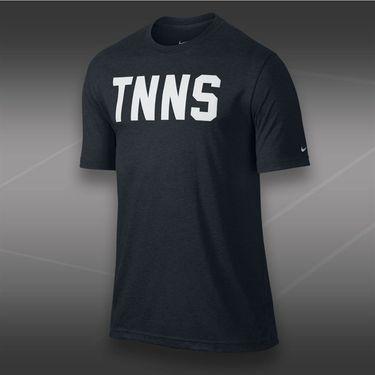 Nike Tennis T-Shirt- Black