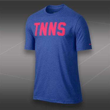 Nike Tennis T-Shirt- Game Royal