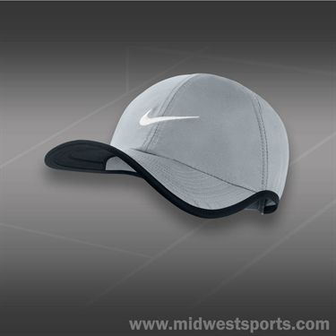 Nike Feather Light 2.0 Hat-Stadium Grey