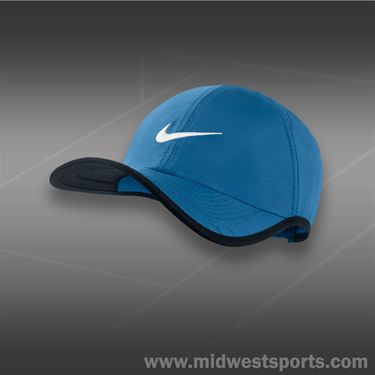Nike Feather Light 2.0 Hat-Military Blue