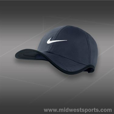 Nike Feather Light 2.0 Hat-Obsidian