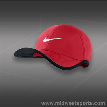 Nike Feather Light 2.0 Hat-University Red