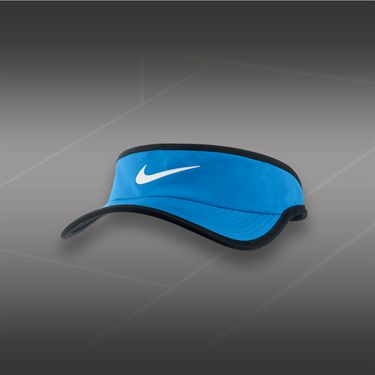 Nike Feather Light Visor-Photo Blue