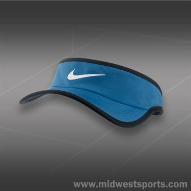 Nike Feather Light 2.0 Visor-Military Blue
