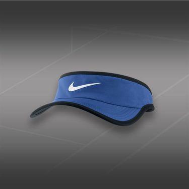 Nike Feather Light Visor-Game Royal
