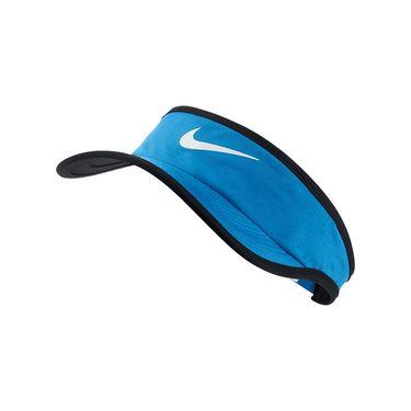 Nike Kids Featherlight Visor - Lt Photo Blue
