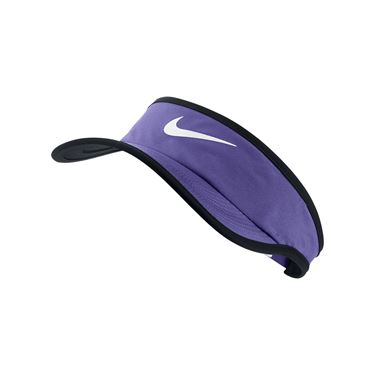Nike Kids Featherlight Visor - Dark Iris