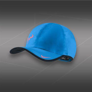 Nike Rafa Bull Feather Light Hat-Photo Blue
