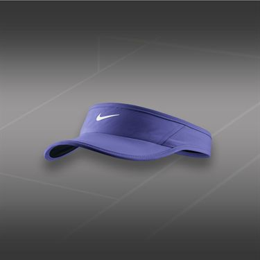 Nike Womens Feather Light 2.0 Visor-Purple Haze