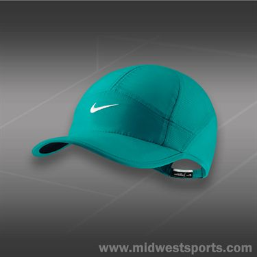Nike Womens Feather Light 2.0 Hat-Turbo Green