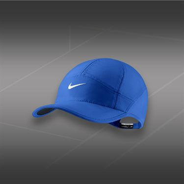 Nike Womens Feather Light 2.0 Hat-Hyper Cobalt