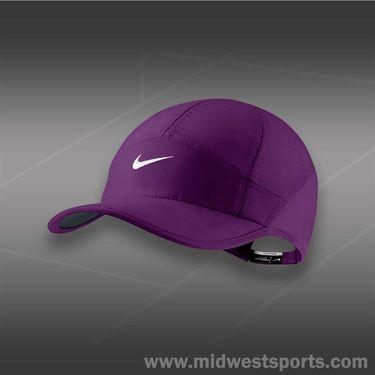 Nike Womens Feather Light Hat-Bright Grape