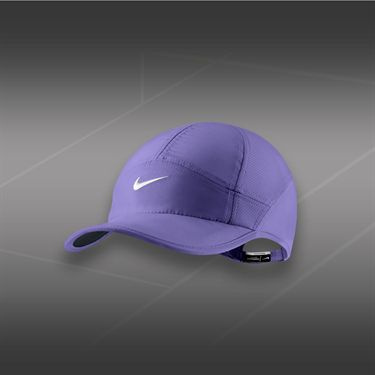 Nike Womens Feather Light 2.0 Hat-Purple Haze