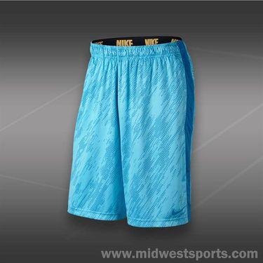 Nike Fly Digital Graphic Short- Polarized Blue