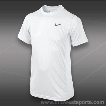 Nike Boys Hyper Speed Crew-White