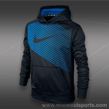 Nike Boys KO 2.0 Graphic Hoody-Black