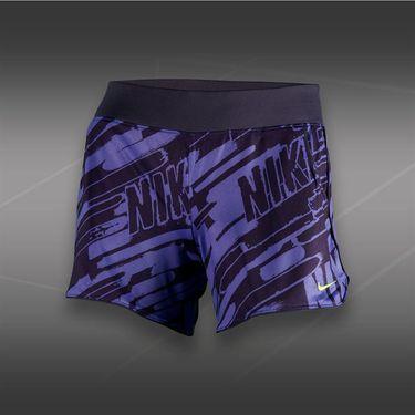 Nike Girls Sport Knit 3 Inch GFX Short-Purple Haze