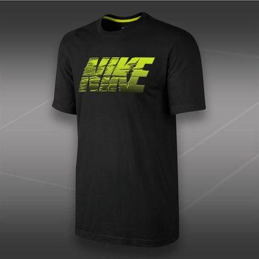Nike Block Chrome T-Shirt-Black